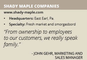 Shady Maple info