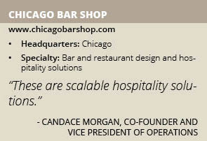 Chicago Bar Shop info