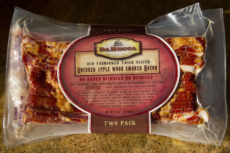 DaBecca Natural Foods bacon