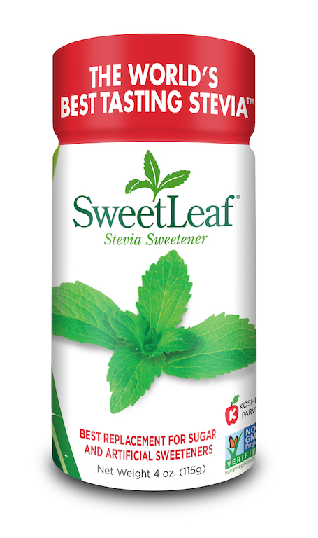 SweetLeaf Stevia bottle