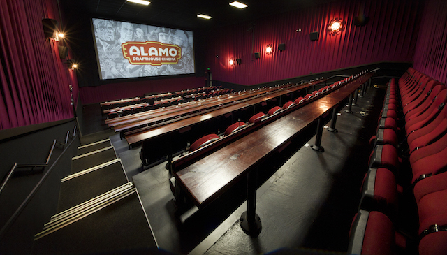 Alamo Drafthouse Cinema South Lamar theater