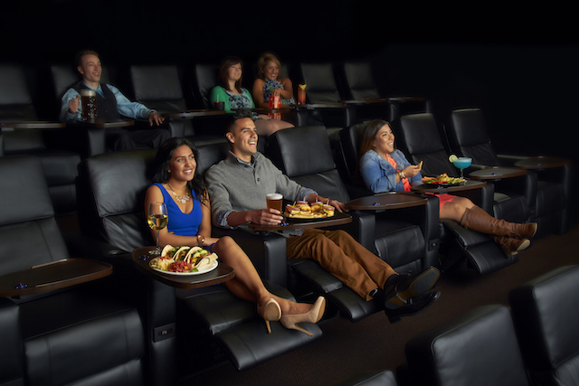 Movie Tavern in theater